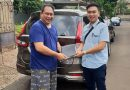 Delivery Unit Ertiga GX AT Wahyu Kurniawan – Tangerang