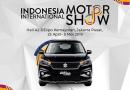 Promo Suzuki IIMS 2019